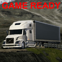 Volvo VNL Game Ready