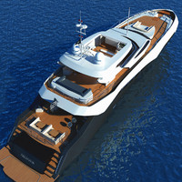 Luxary Yacht Sunseeker Predator 115