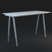 max writing desk - hpoly