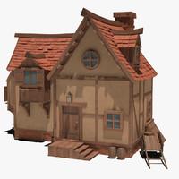 fantasy house s