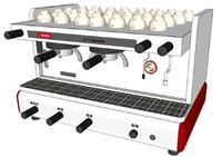 3d model cimbali m22 espresso