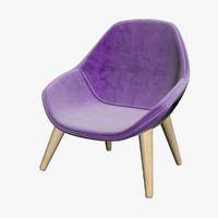armchair modern max