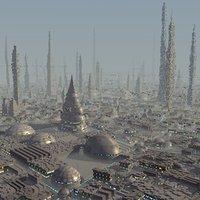 future space city max