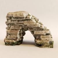 3dsmax stone arch