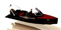 7m HDPE recreational boat