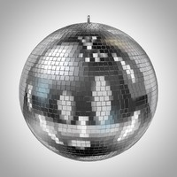 3ds max mirrorball disco mirror