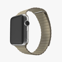 3dsmax apple watch 38mm magnetic