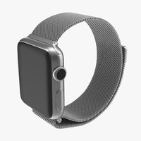 maya apple watch 38mm milanese