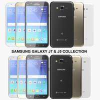 Samsung Galaxy J7 & J5 Collection