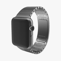 apple watch 38mm link 3d 3ds