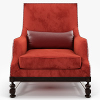 3ds max jnl vanhamme armchair king