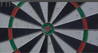 3ds max dart board