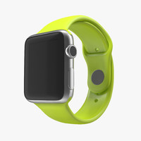c4d apple watch 38mm fluoroelastomer