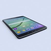 Samsung Galaxy Tab S2 8.0 Black