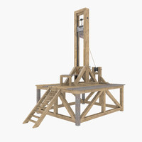 guillotine modeled max