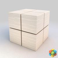 Wood White Material 01 -  V-Ray Shader - 6k Pixel Texture Tiled