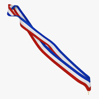 3d medal ribbon 4