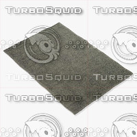 3d model amara rug smart cvn