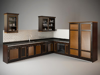 3d le cucine dell eleganza model