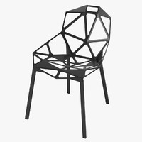 3d konstantin grcic chair