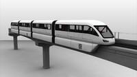 Scomi SUTRA Monorail