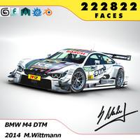 BMW M4 DTM 2014 / 2015