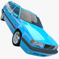 3ds 850 turbo wagon 1994
