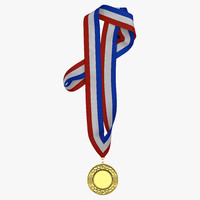 3ds award medal 3 gold