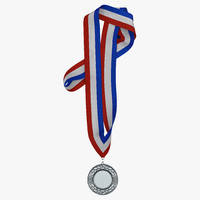 3ds award medal 3 silver