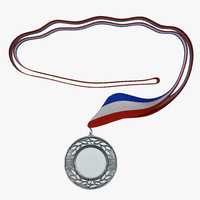 award medal 4 silver 3ds