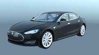 3d car corona s model