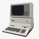 apple iii 3D models
