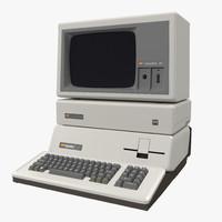 c4d personal computer apple iii
