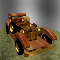 3dsmax car antique