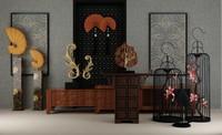 3d model decorative