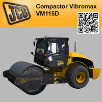 compactor vibromax 3d max
