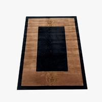 3ds max versace carpet medusa rug