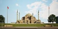 Castle - Hagia Sophia