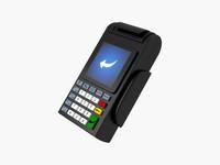 credit card terminal max