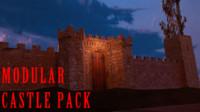 3d model pack castles
