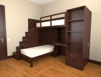 Children Bunk Bed(1)