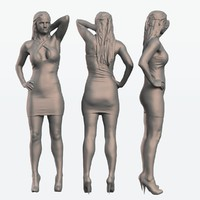 Lady Pose 1