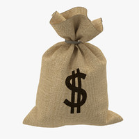 money bag 3d 3ds