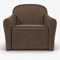 bodemia - nina chair 3d 3ds