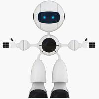 robot robo bot max