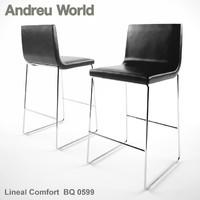 Andreu world Lineal comfort alto BQ0599
