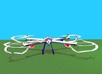 tarantula quadcopter 3d pz3