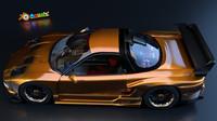Honda NSX (JGTC model)