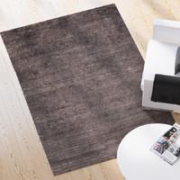 3d model rug company bamboo silk