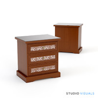andaluza night stand 3d model